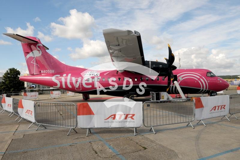 Silver Airways ATR 42
