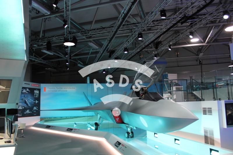 Tempest Fighter Jet Model