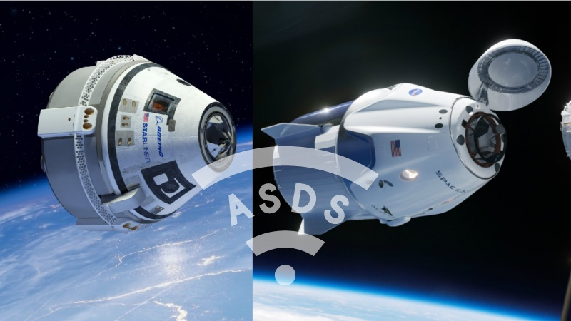 New commercial crew spacecraft