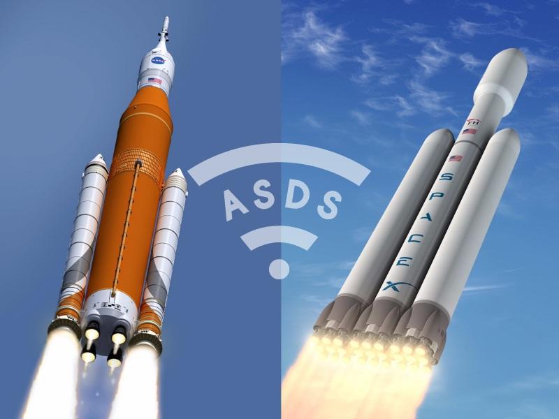 US space launchers