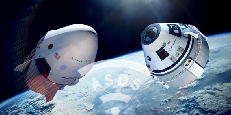 Future commercial US spacecraft