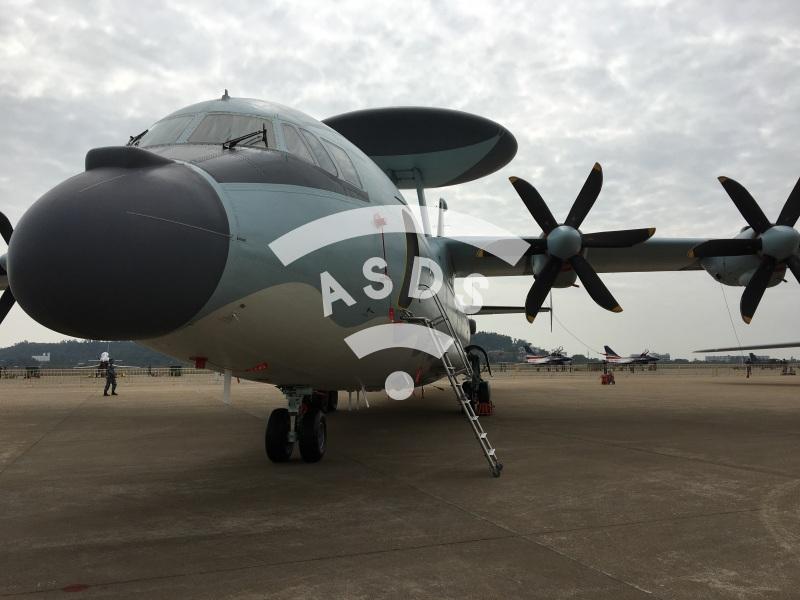 Chinese AEW KJ-500