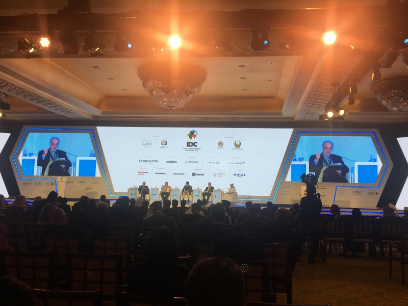 IDEX Defence conference