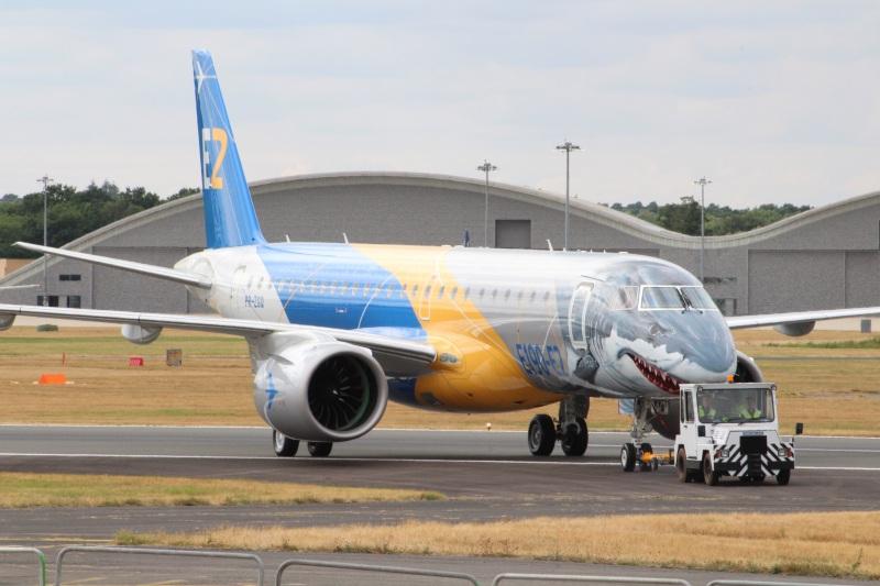 Embraer E190 E2