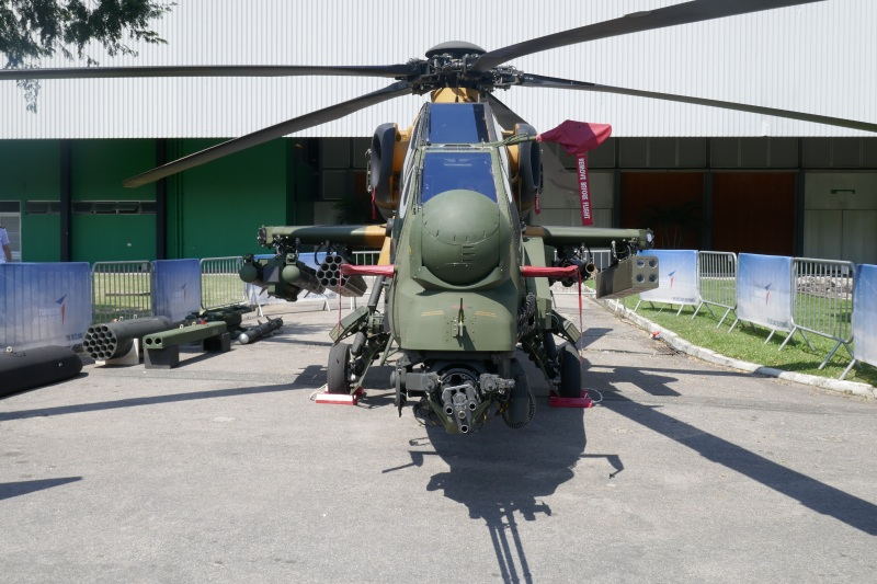 T129 ATAK at LAAD 2019