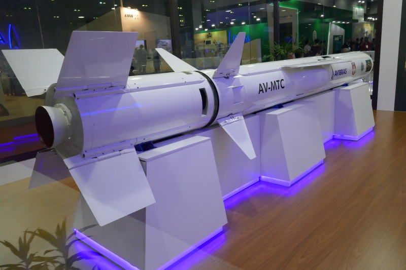 AV-TM 300 Cruise Missile at LAAD