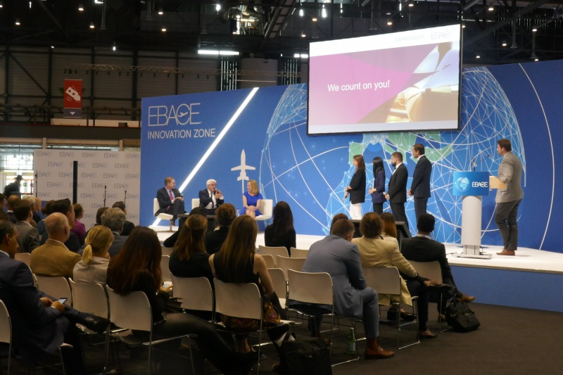 EBACE 2019 Innovation Zone
