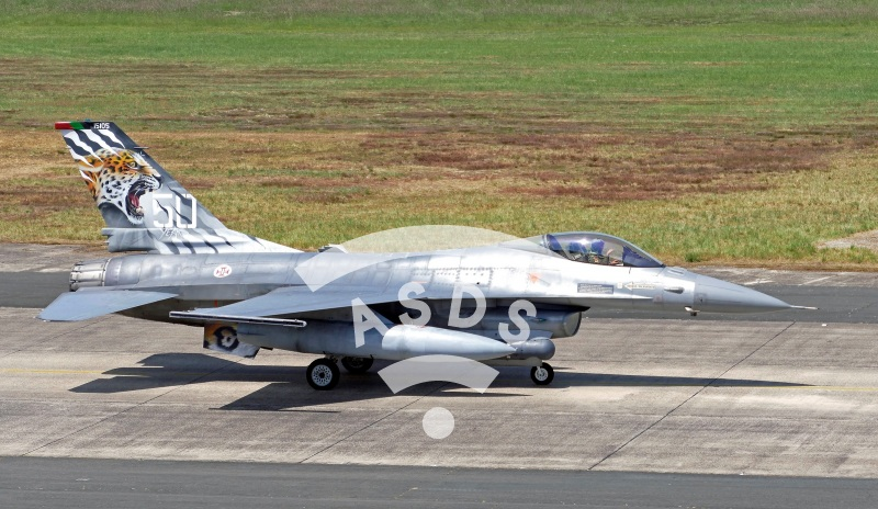 Portuguese F-16A at Tiger Meet 2019