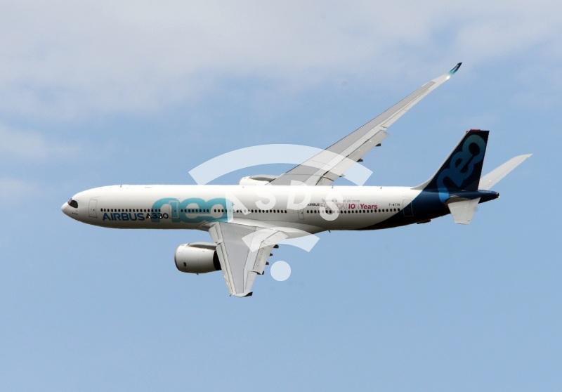 Airbus A330neo at PAS 2019