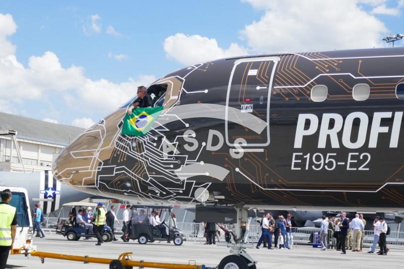 Embraer E195-E2 Profit Hunter