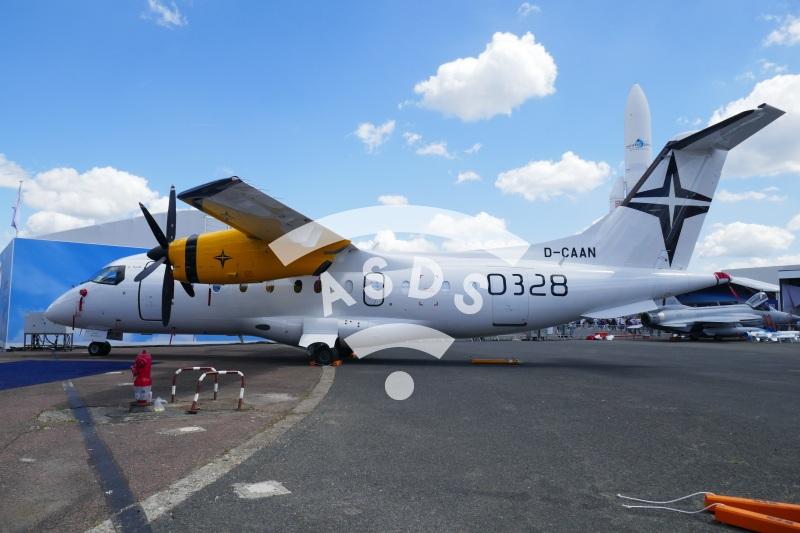 Dornier 328 at PAS 2019