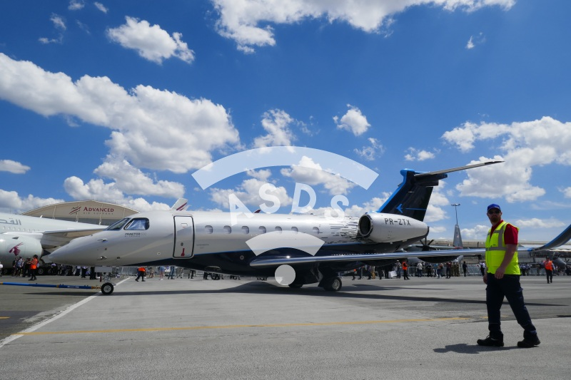 Embraer Praetor 600 at PAS 2019