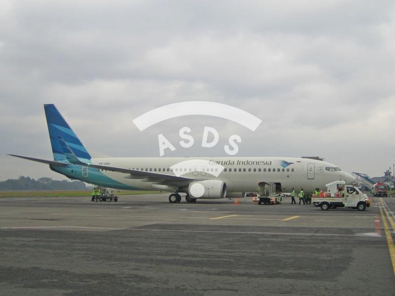 Garuda Boeing 737-8U3