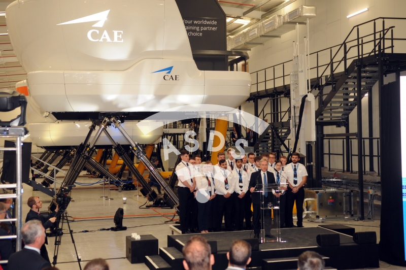Opening CAE London-Gatwick