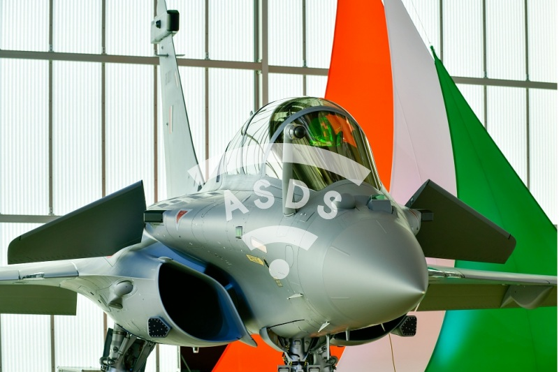 First Indian Air Force Rafale Handover
