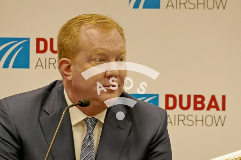 Stanley Deal, new CEO of Commercial Airplanes, Boeing