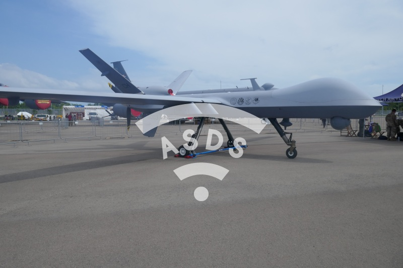Predator at Singapore Airshow 2020