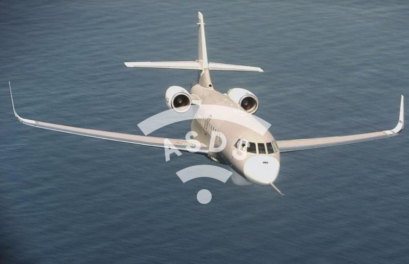 Falcon 2000 Maritime Patrol Aircraft