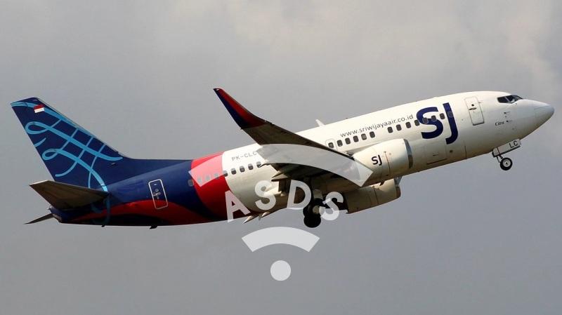 B 737-500 Sriwijaya Air