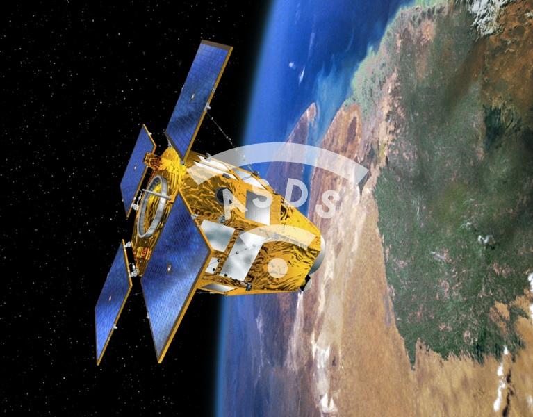 CSO French spy satellite