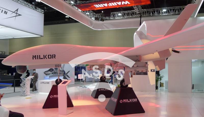 Milkor MALE UAV