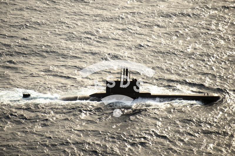 KRI Nanggala submarine