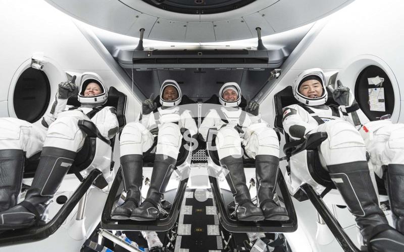 Crew Dragon-2 mission
