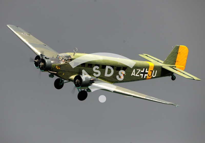 Junkers Ju-52 at La Ferté Alais 2021