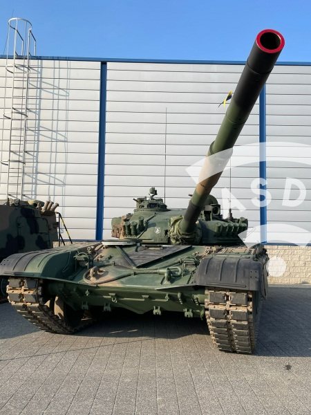 T-72 M1R at MSPO 2021