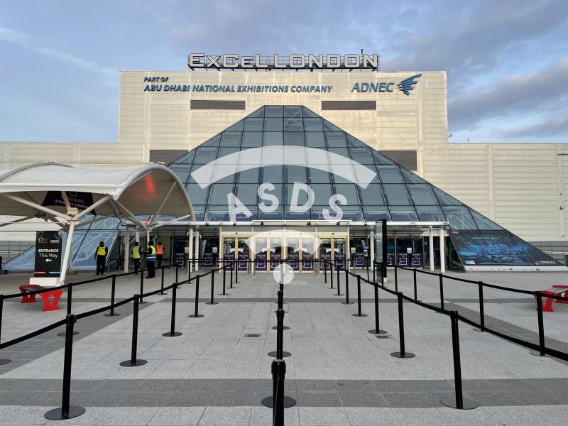 DSEI 2021 London - Opening Day