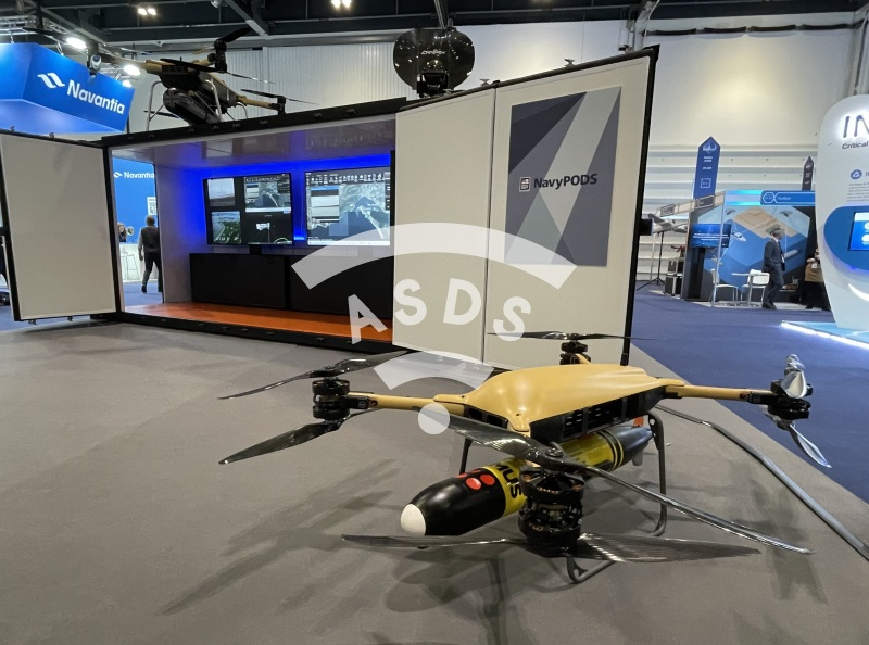 Innovation at DSEI 2021