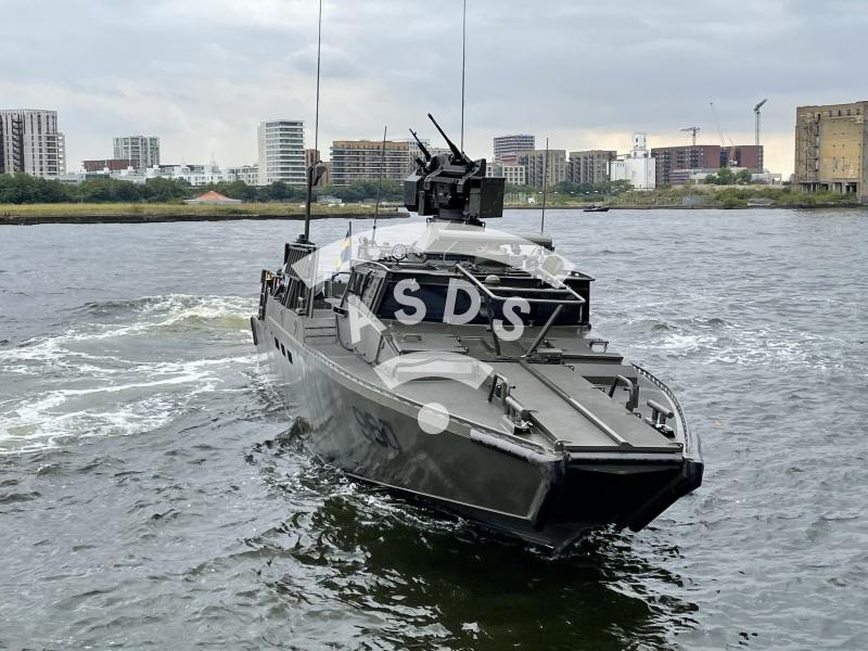 CB90 NG at DSEI 2021