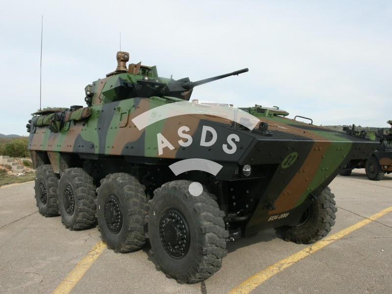 French Army VBCI