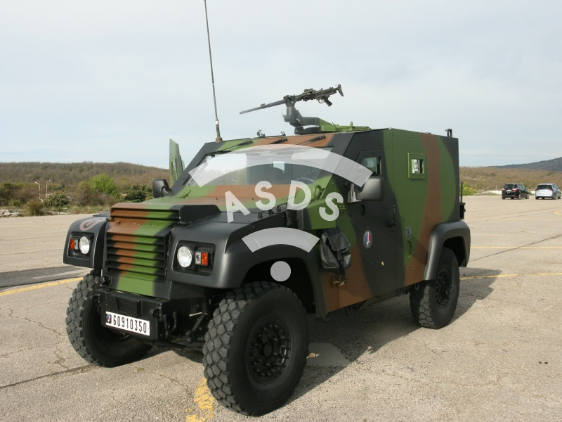 French Army liaison vehicle PVP