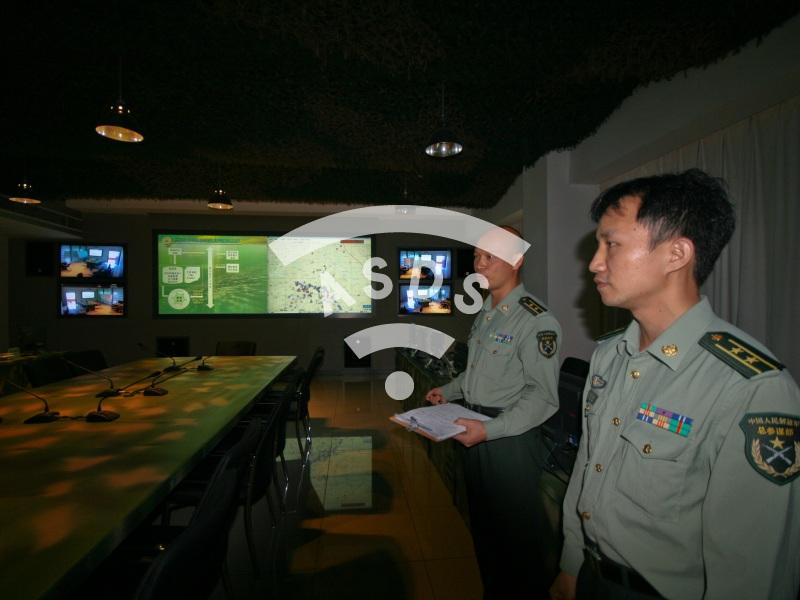 Chinese Army operation unit