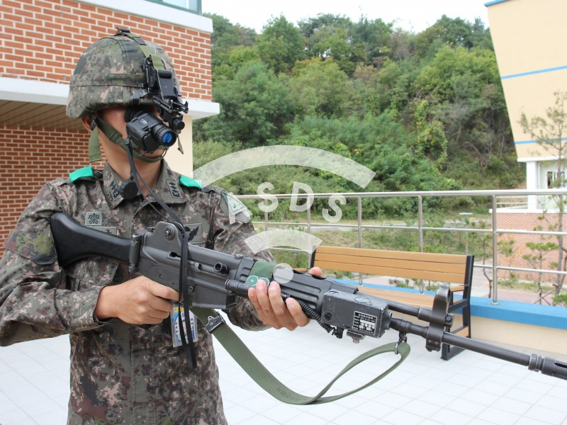 Future soldier of Korean Army