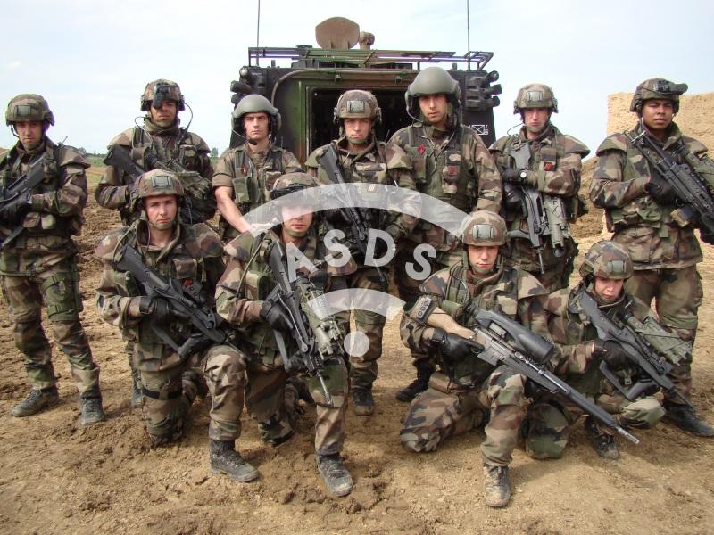 French Army FELIN group