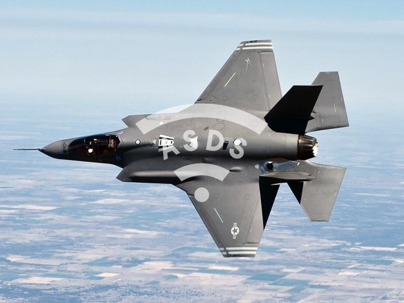 F-35 Lightning II in flight