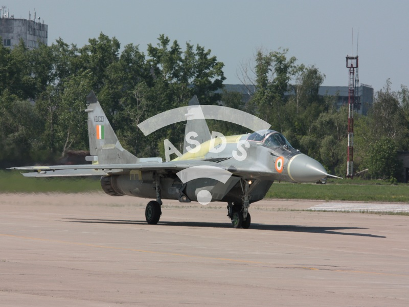 MIG-29 of the Indian Air Force
