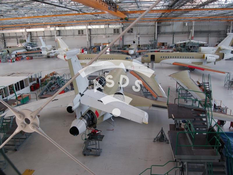 Dassault Aviation Mérignac site
