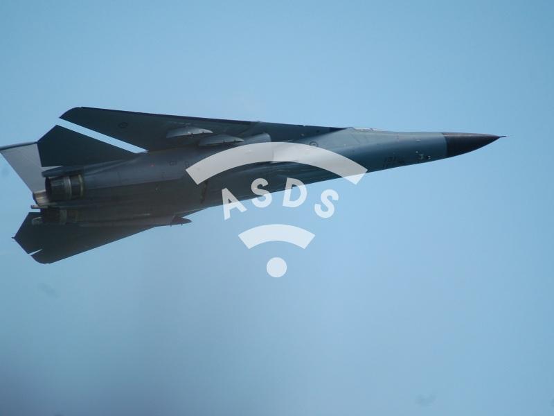 F-111 at Singapore Air Show 2012