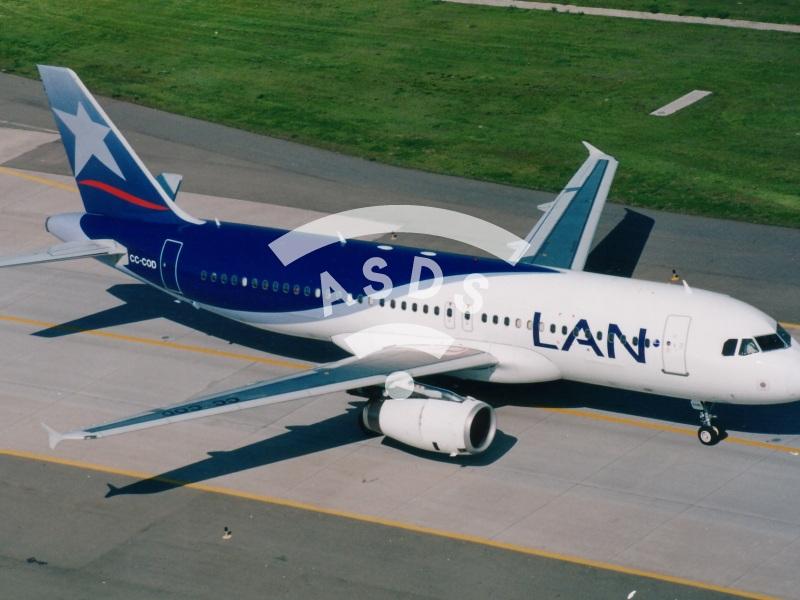 LAN Chile A319