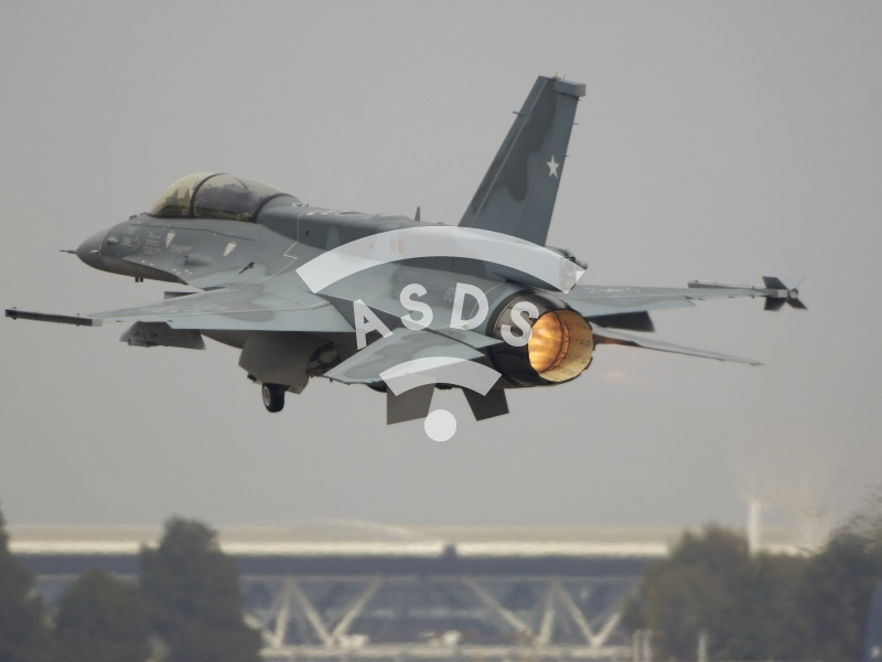 F-16 Block 50 FACH