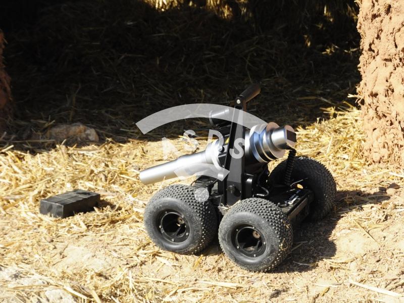 ECA Cobra MK2 mini-UGV